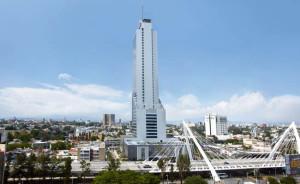 Riu Plaza Hotel in Guadalajara Mexico