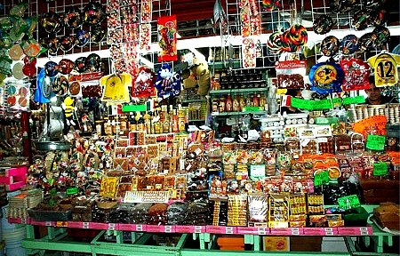 Mexican Candy at San Juan de Dios Market
