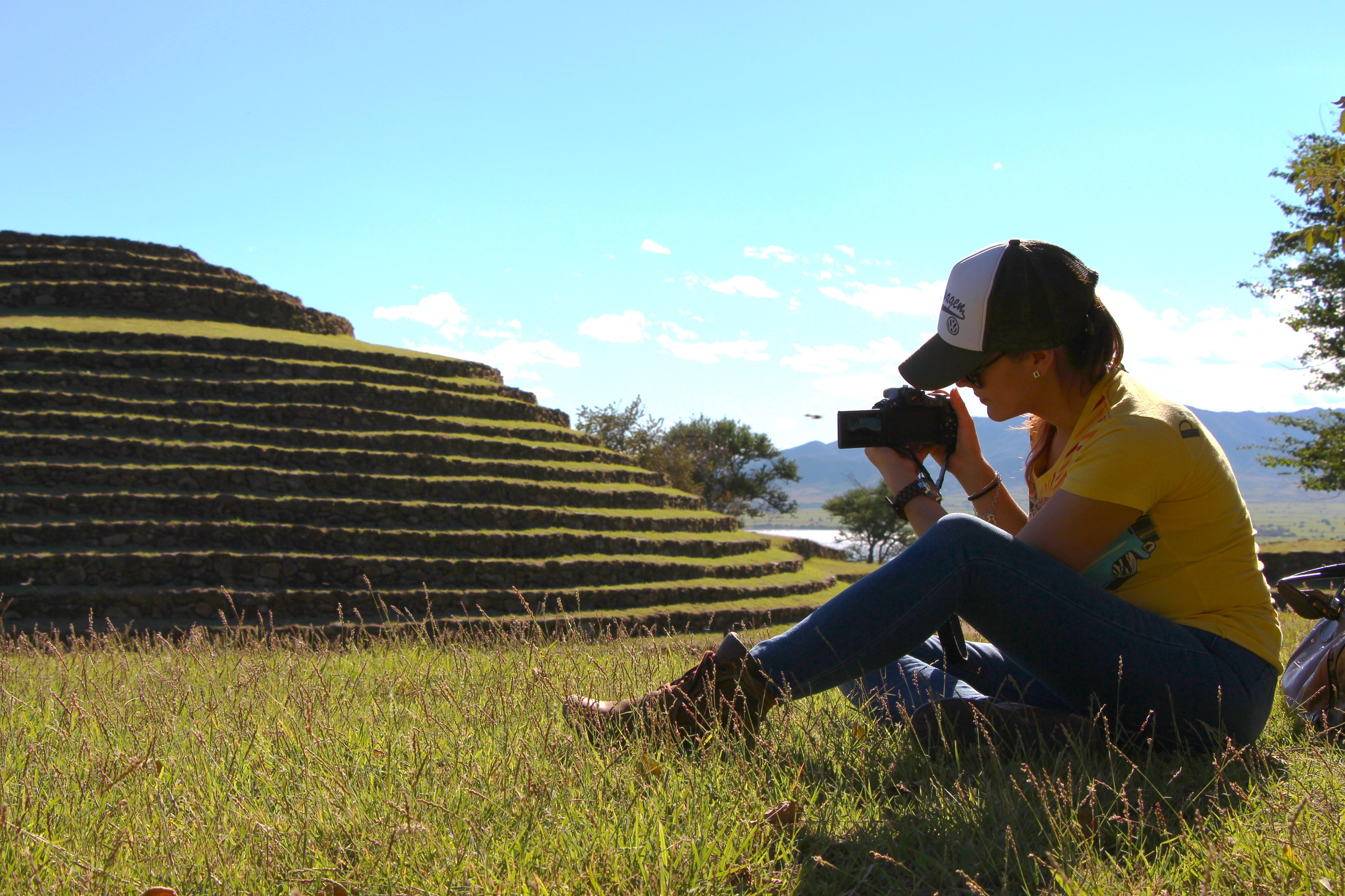 Guachimontones Rounded Pyramids